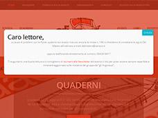"""Assistenza sito web -moduli messaggi in sovrimpressione de """"Gli Argonauti"""""""