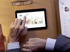 Foto in studio per web e tablet